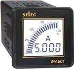 Amperemeter, 0-5AAC, einphasig, LCD-Bargraph-Anzeige, 240VAC, 1/16 DIN