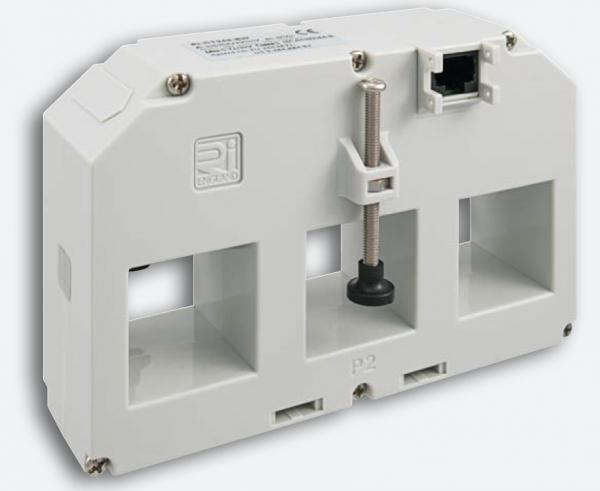Stromwandler Plug''N''Wire, 250A/330mV, dreiphasig, 3x(31x31mm), Klasse 1