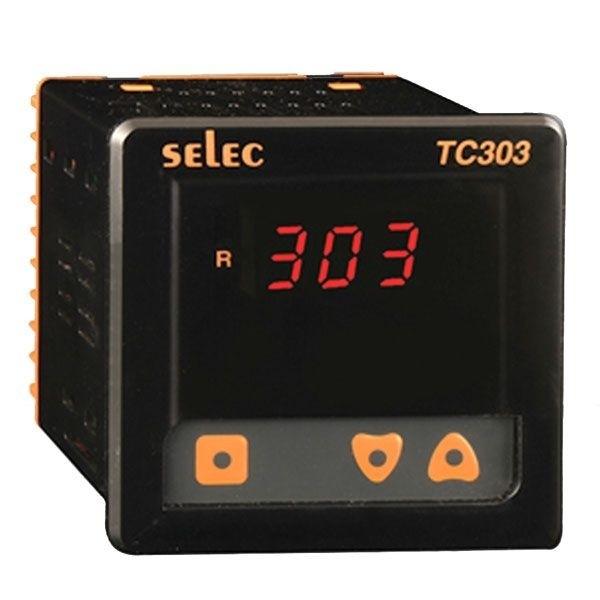 PID Temperaturregler, 1x3 Ziffern, 85-270V, 1/4 DIN