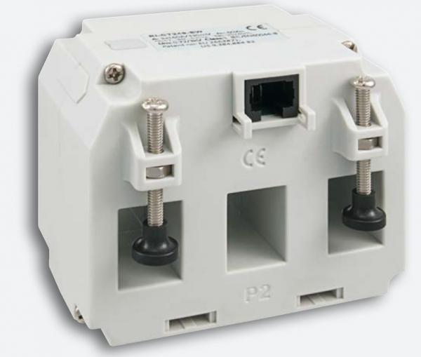Stromwandler Plug''N''Wire,160A/330mV, dreiphasig, 3x(20x16mm), Klasse 1