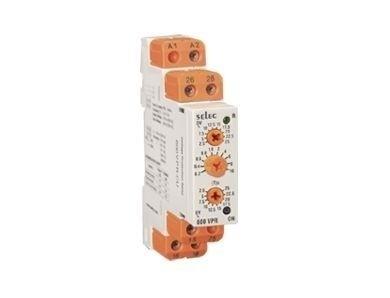 Spannungsschutzrelais, dreiphasig, Über-/Unterspannung / Phasenfolge, 310-520VAC, 1SPDT, 17,5mm DIN-Schiene