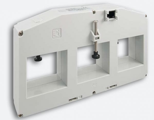 Stromwandler Plug''N''Wire, 1000A/330mV, dreiphasig, 3x(50x54mm), Klasse 1