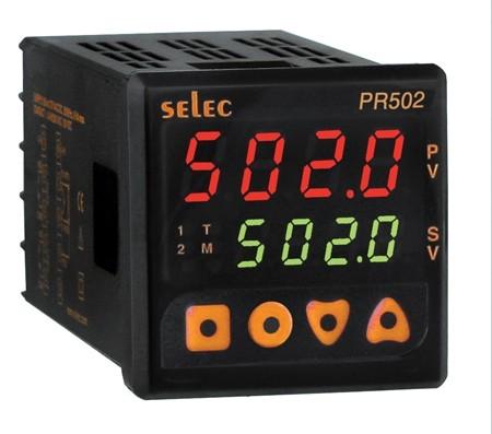 PID Temperatur-/Prozeßregler, 0-10V/SSR, EIA-485, 24V