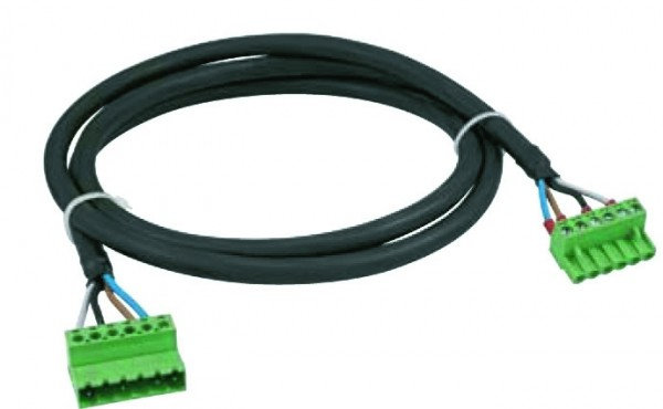Verbindungskabell Plug''N''Wire für Multimeter zu Multimeter 0,5m