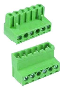 Steckverbinder für Spannungseingang von Plug''N''Wire Multimeter 6-polig Stift
