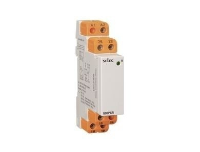 Phasenfolgerelais, Phasenfolge-/Phasenausfallerkennung, 154-500VAC, 1SPDT, 17,5mm DIN-Schiene