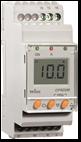 Stromschutzrelais, einphasig, Über-/Unterstrom, 230VAC, 1SPDT, 35mm DIN-Schiene